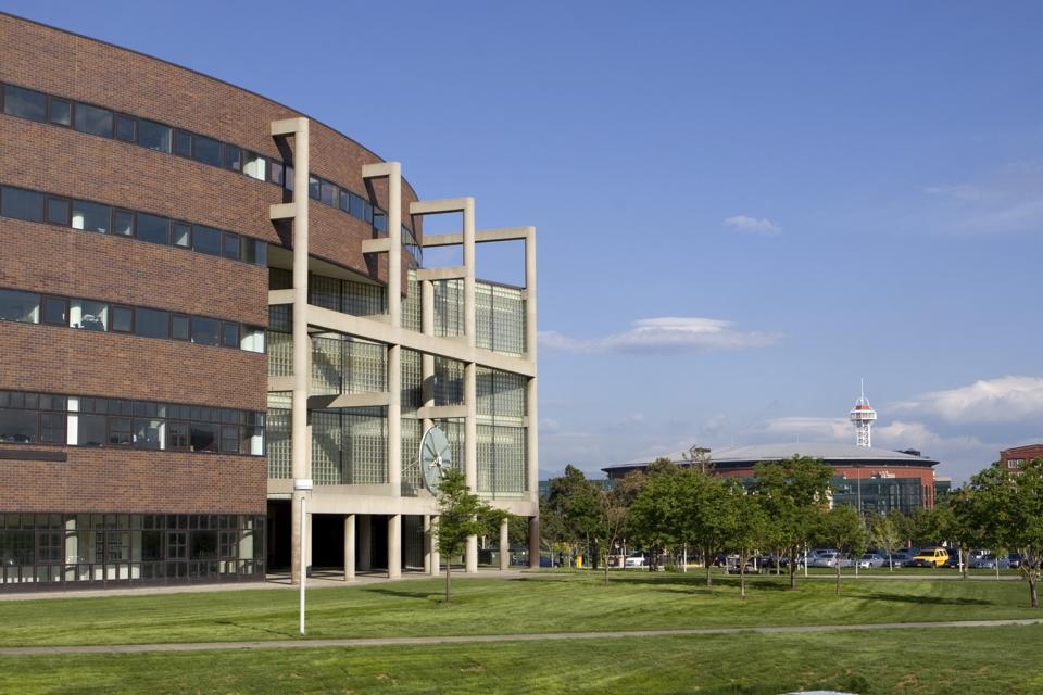 Auraria College Campus in Denver, Colorado