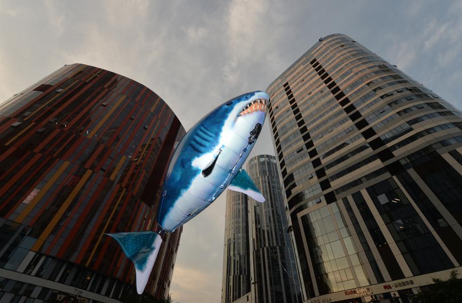 Sharknado - SEC Targets Landsharks, Congress Those At Sea