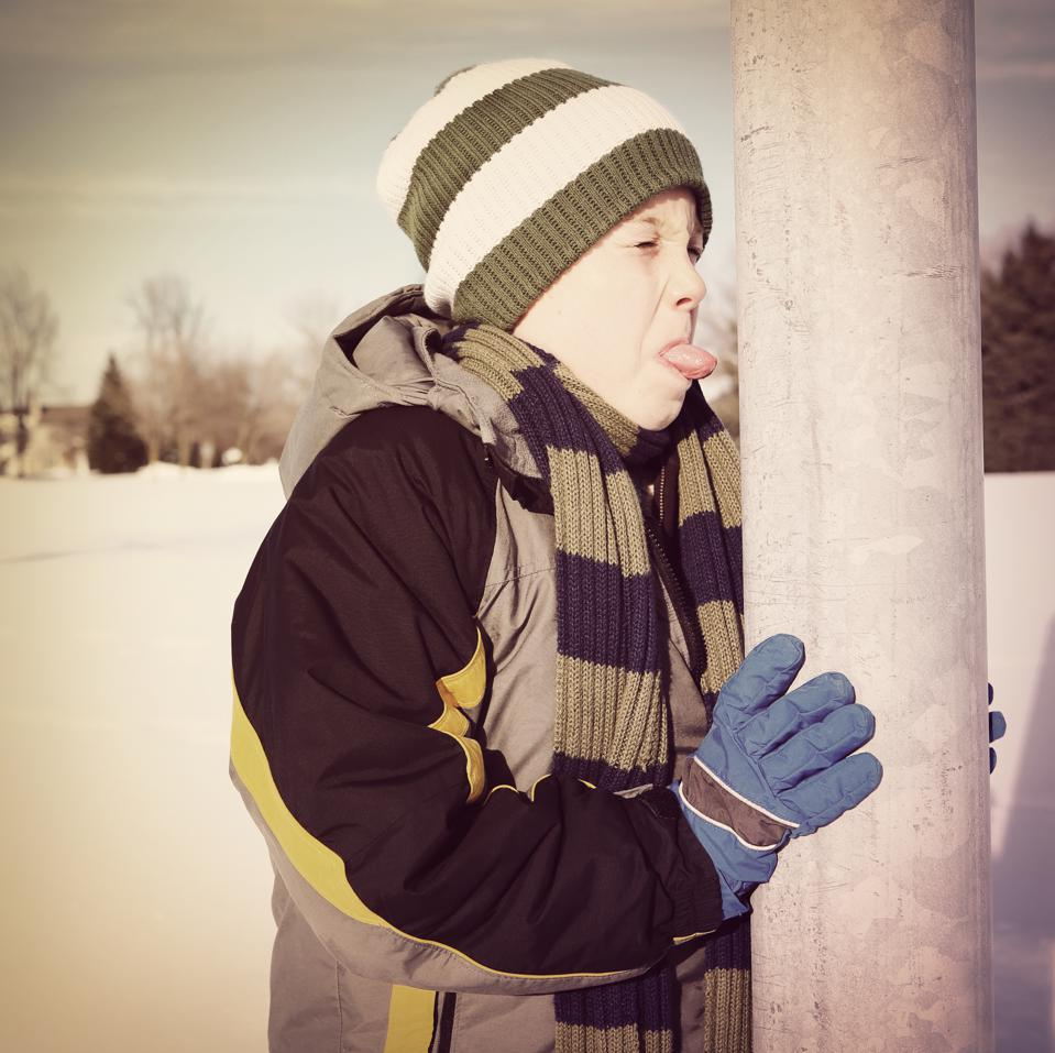 Why Does The 'Windchill Factor' Make You Feel So Cold?