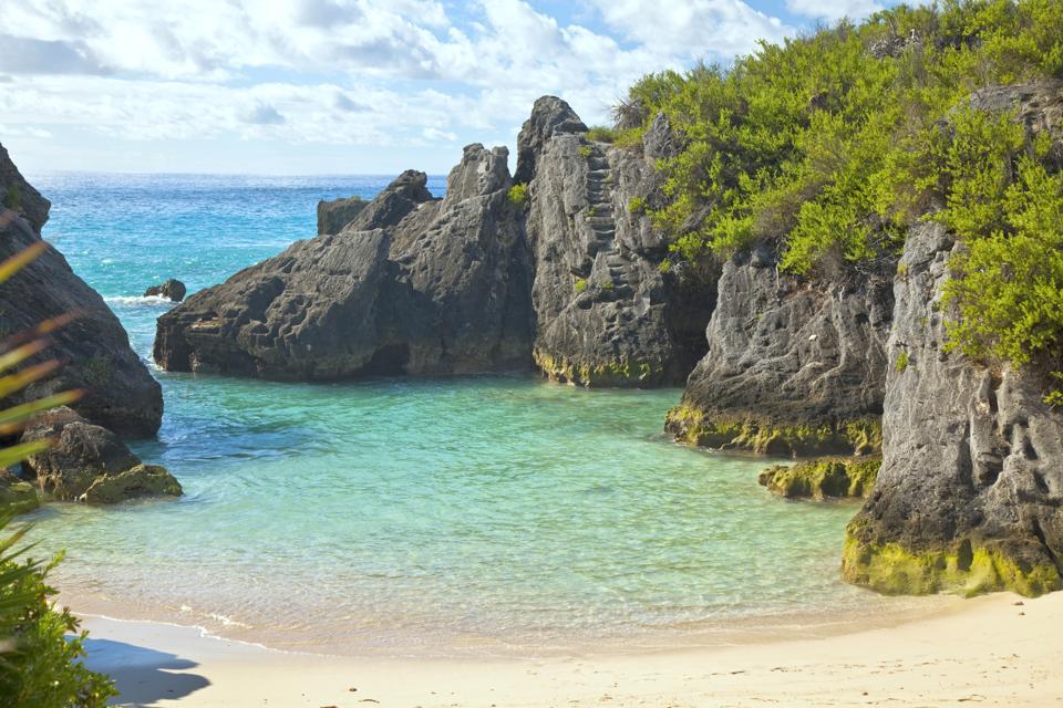 Jobson Cove Beach, Bermuda