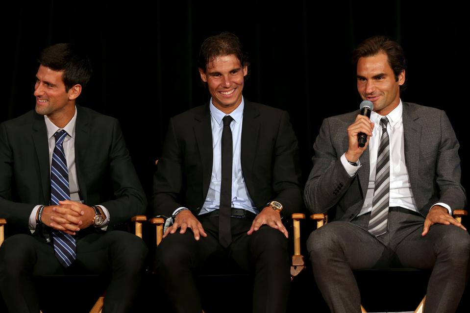 Roger Federer Say It's 'Obvious' Rafael Nadal, Novak Djokovic 'Will Win More' Grand Slam Titles Than Him