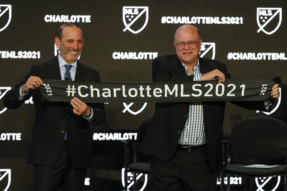 MLS Charlotte Soccer