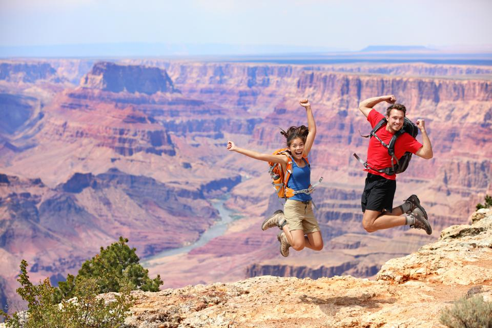 United States Happiness Report Grand Canyon