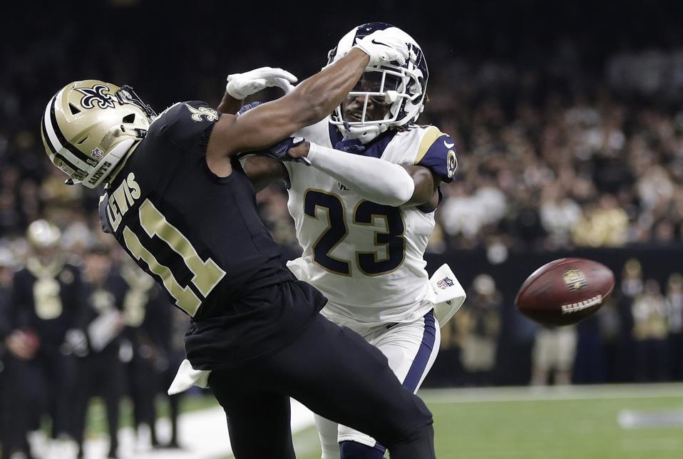 Saints Rams Playoff Lawsuits Football