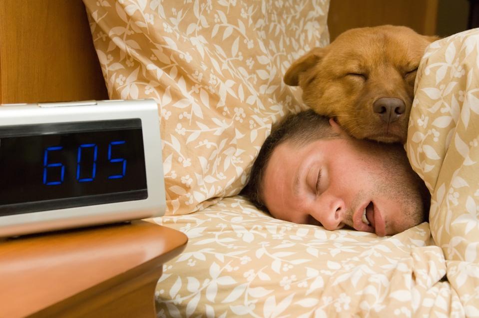 Deep Sleep, better sleep with ″man's best friend″