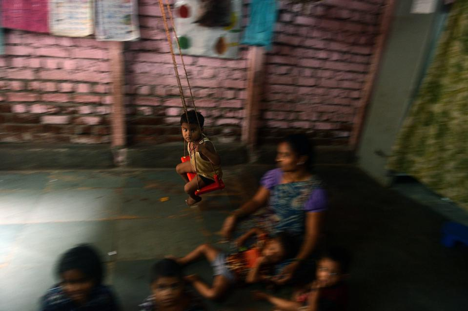 INDIA-SOCIETY-POVERTY-FOOD-MALNUTRITION