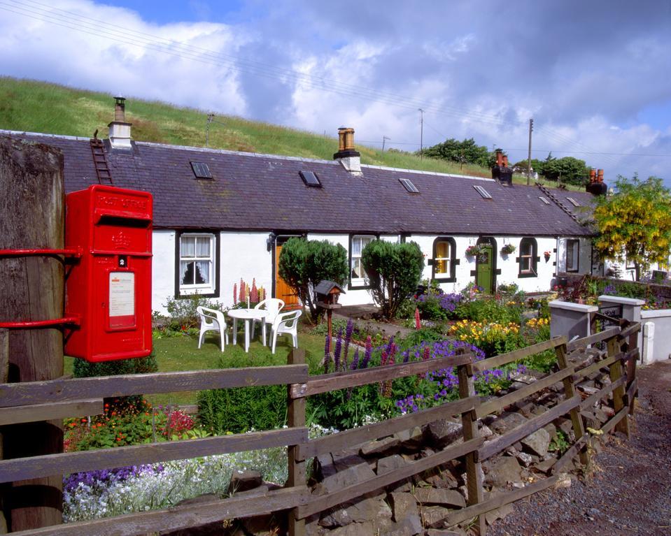 Leadhills, South Lanarkshire, Scotland.