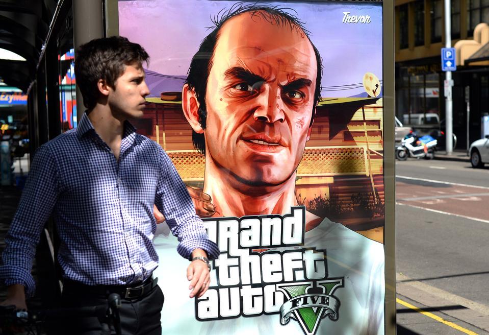 AUSTRALIA-ENTERTAINMENT-COMPUTING-GTA5