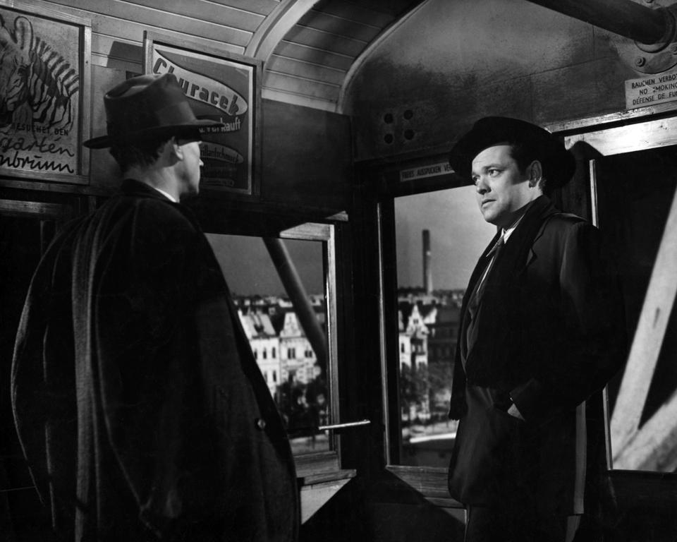 'The Third Man', One Of The Greatest British Films, Celebrates Its 70th Anniversary Release