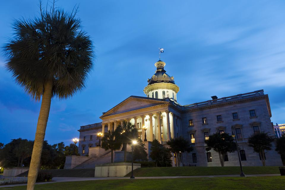 South Carolina Presidential Primary Will Coincide With Push For Tax Reform In The Palmetto State