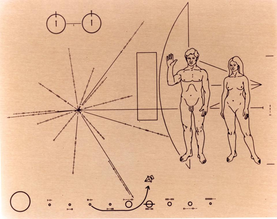 Pioneer10 Sends Its Last Signal To Earth