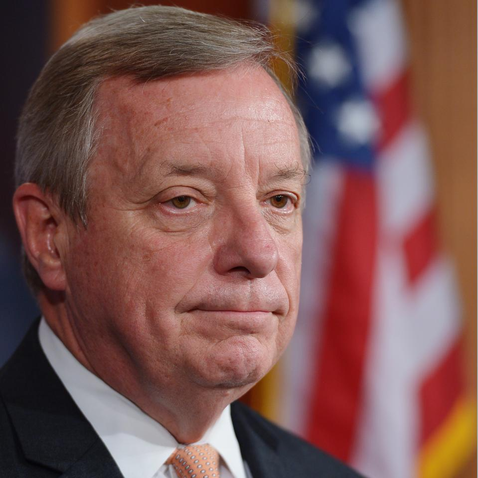 Senator Durbin wants to use immigration as a tool in the fight against the Coronavirus