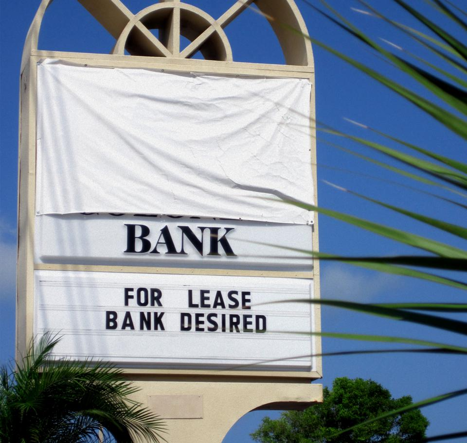What Should Banks Do With Their Branches?