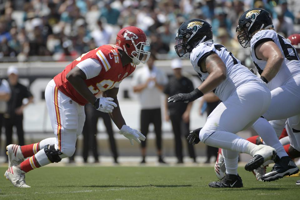 The Chiefs Defense Is Showing Signs Of Improvement