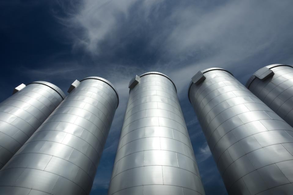 Steel vessels