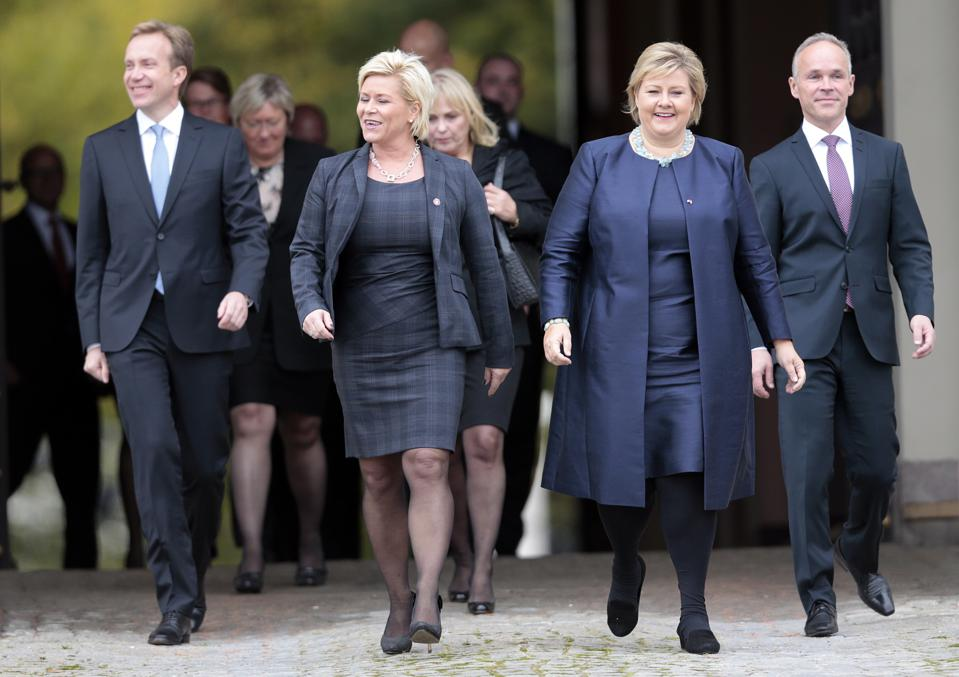 NORWAY-POLITICS