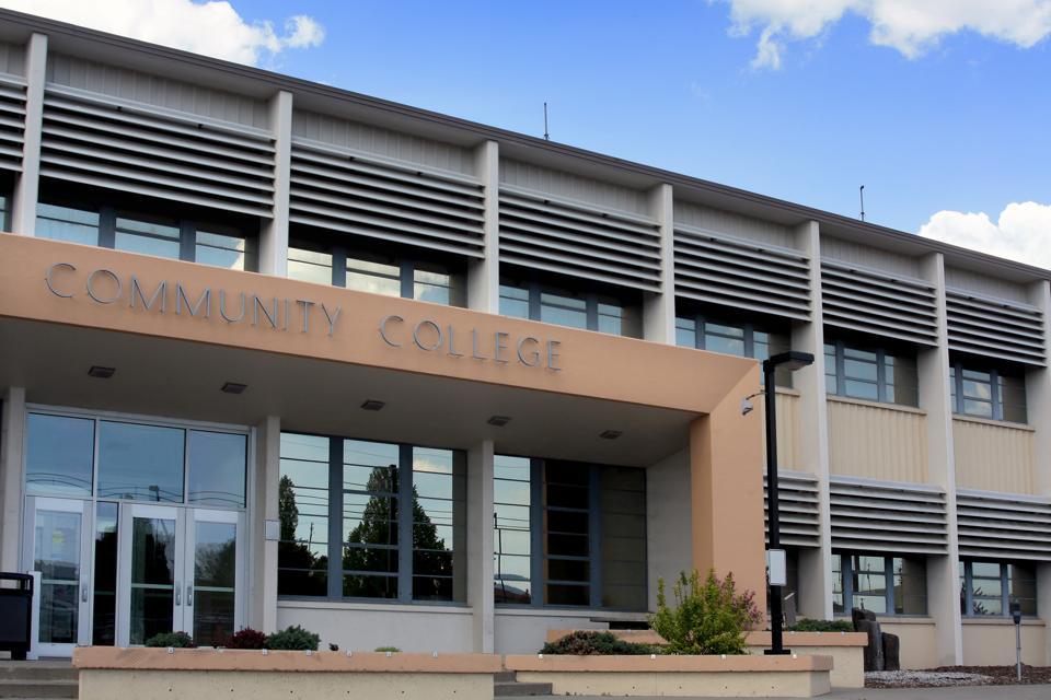 Community College Building