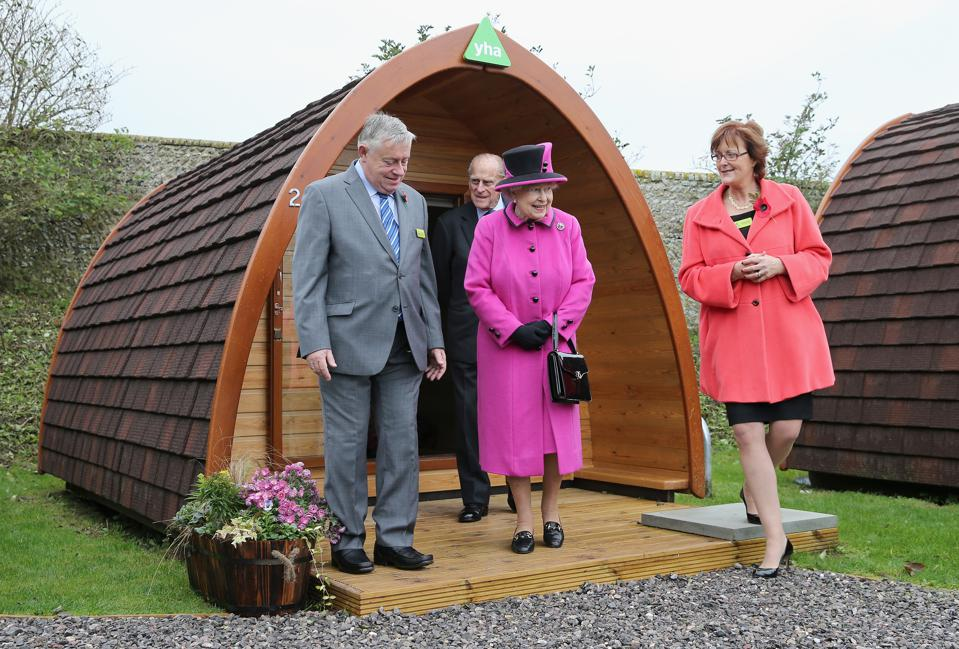 The Queen Visits East Sussex