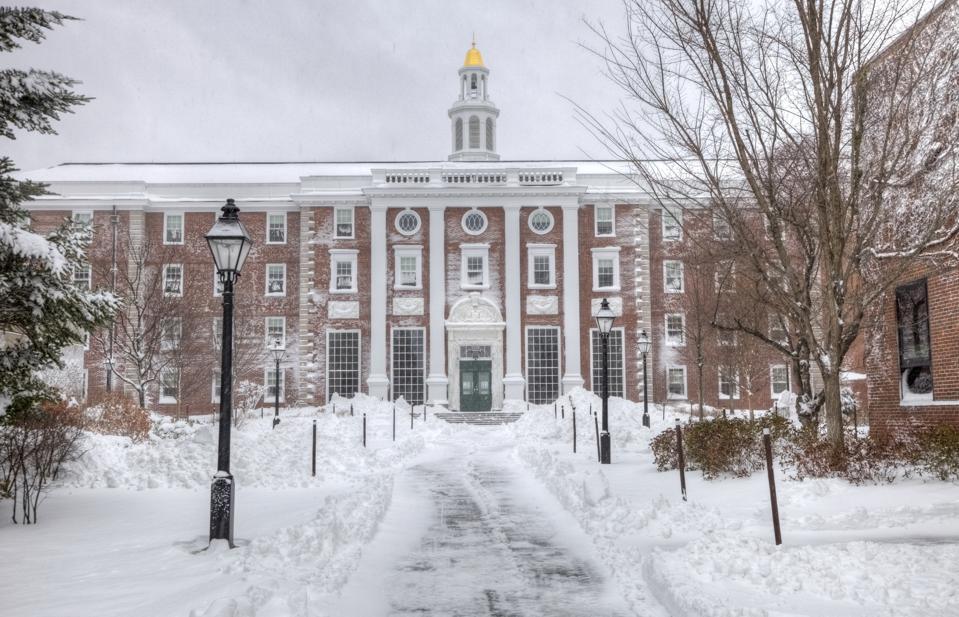 Mùa đông Harvard