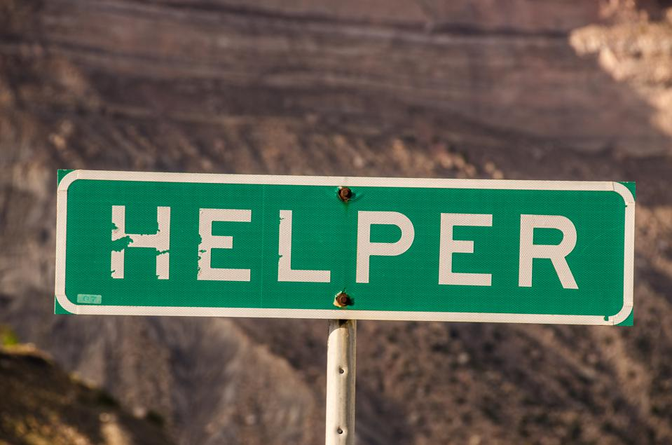 Helper, Utah, City Limit