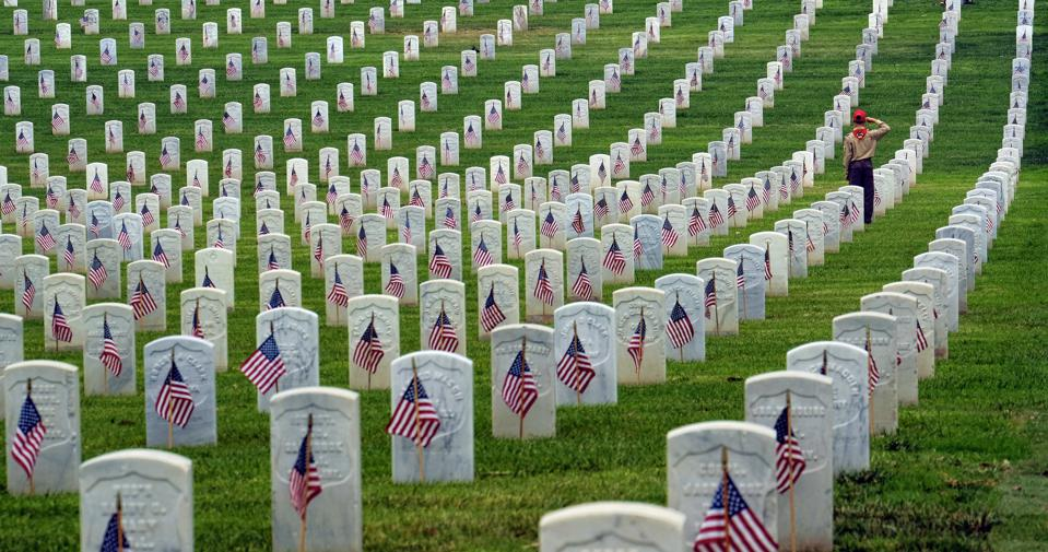 Five Ways To Reflect And Remember On Memorial Day