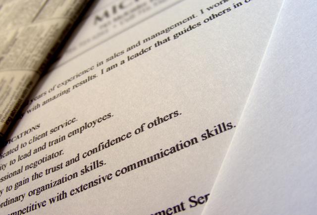 It marketing resume