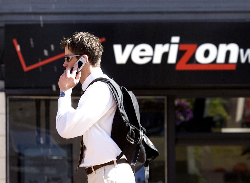 Britain Vodafone Verizon