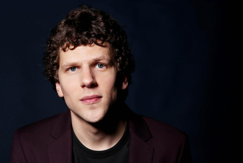 Jesse Eisenberg, Vivarium, interview, pandemic, Batman v Superman: Dawn of Justice, DCU