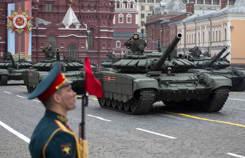 Russia Victory Day Photo Gallery