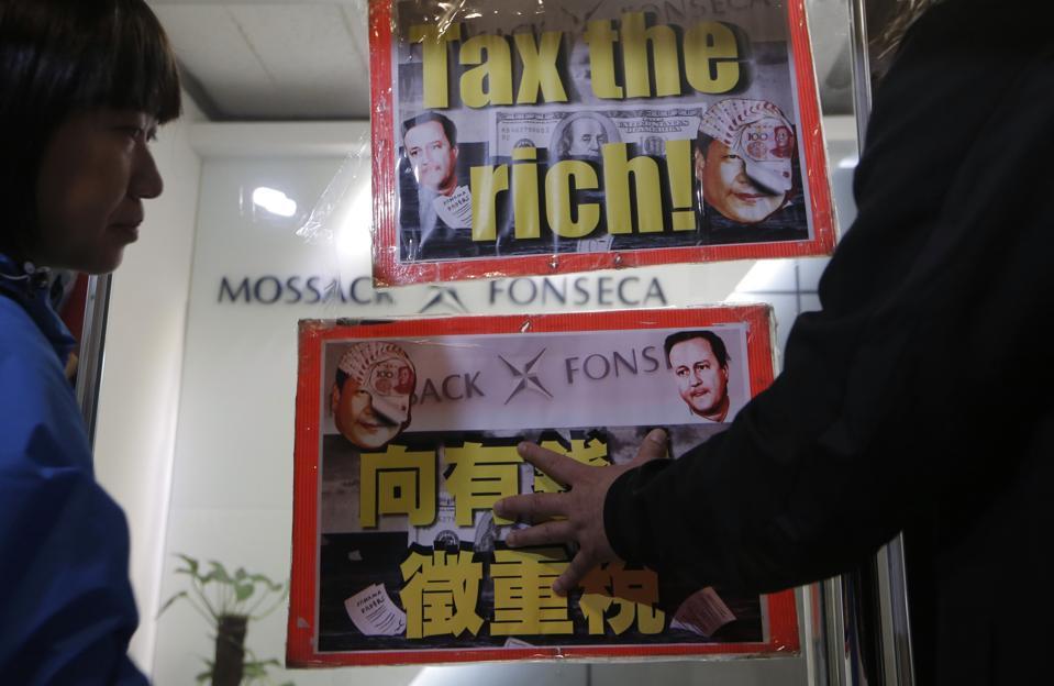 Panama papers, hong kong, tax havens