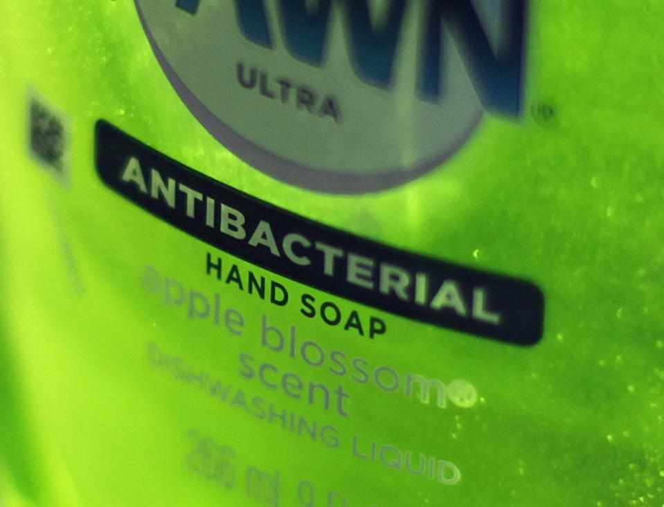 bacteria vs antibacterial soap Triclosan binds to bacterial enoyl-acyl carrier protein reductase (enr) enzyme the university of michigan school of public health indicated that plain soaps are just as effective as consumer-grade antibacterial soaps with triclosan in preventing illness and removing bacteria from the hands.