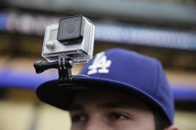 GoPro Revenue Skyrockets 72% As Consumers Snap Up Cameras