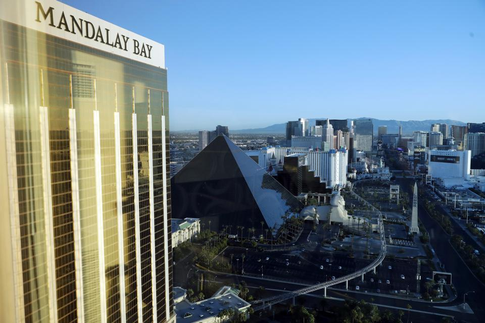 MGM Will Pay Las Vegas Massacre Victims Up To $800 Million