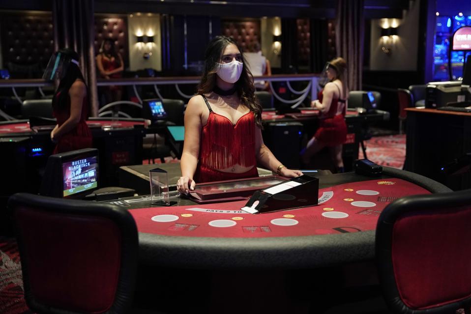 Wabah Virus Kasino Vegas