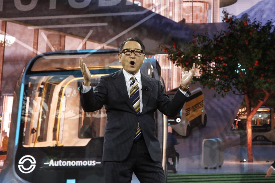 Gadget Show Toyota