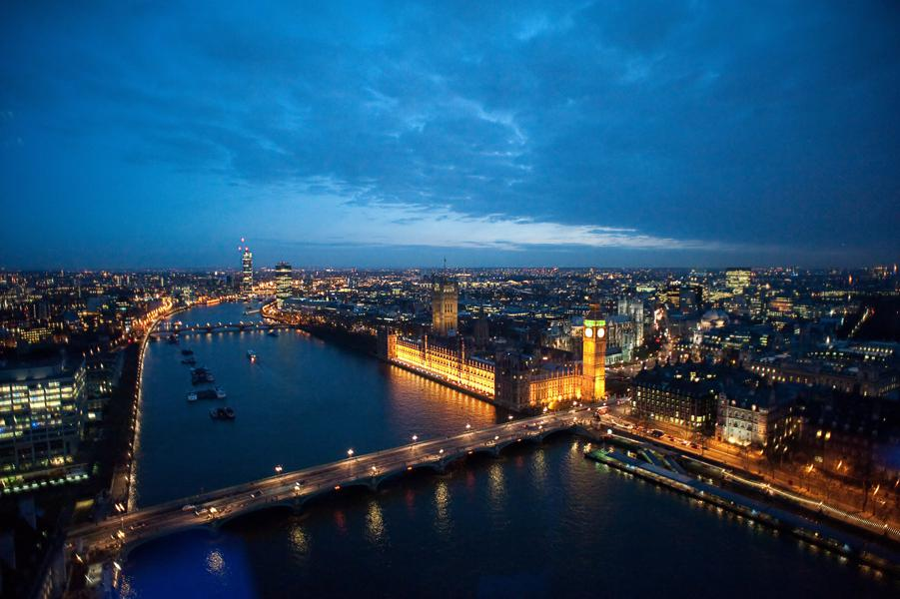 No. 1: London