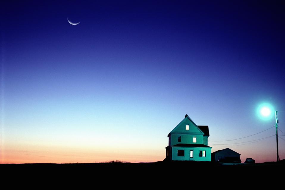 The sighting of a crescent moon kicks-off Ramadan.