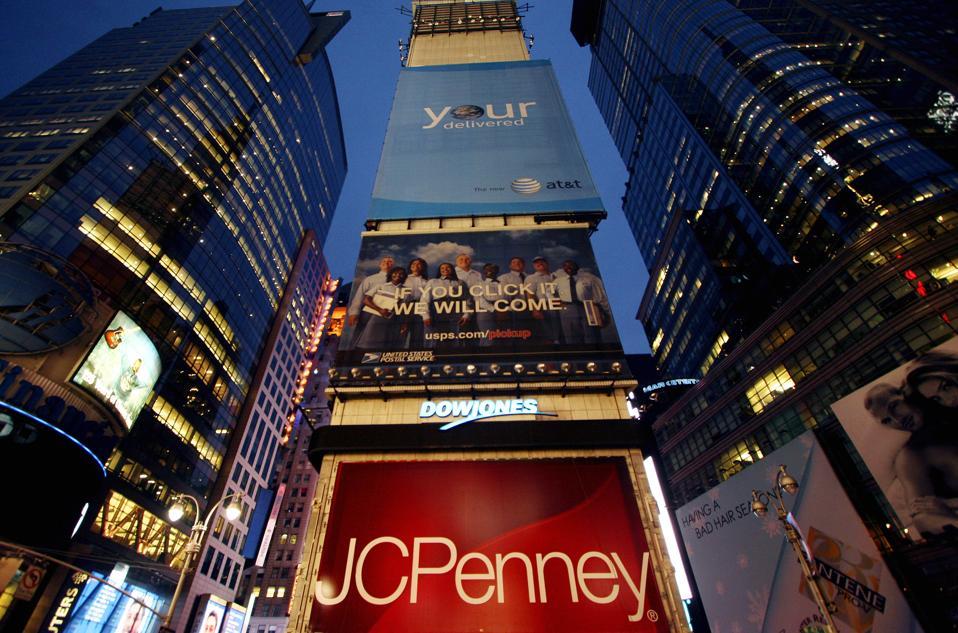 JC PENNEY SALES