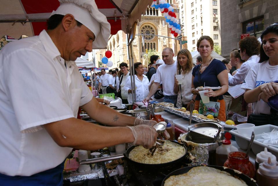 New York Celebrates Bastille Day