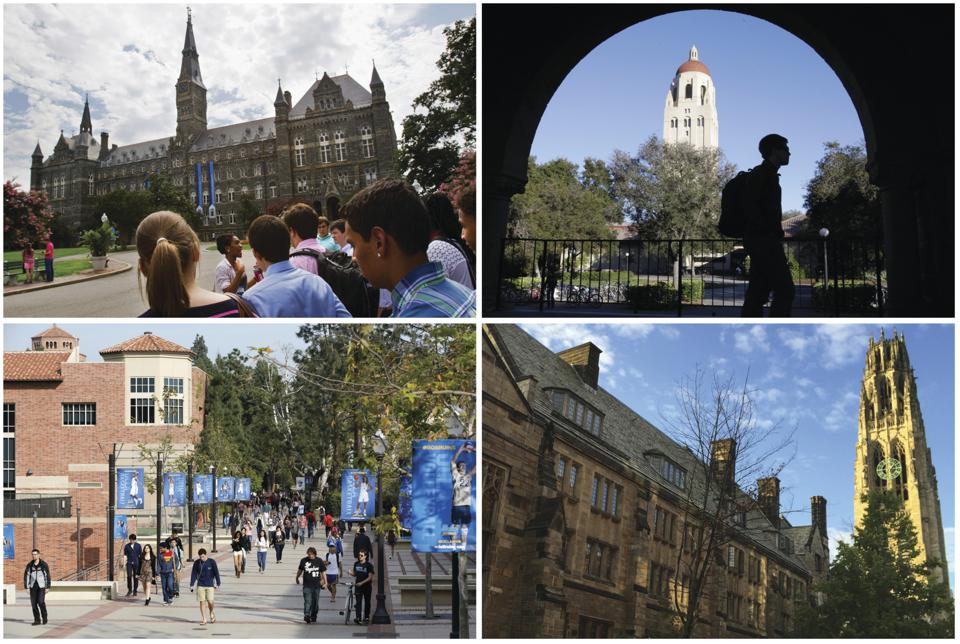 Forget The SAT: Universities Should Try This Instead