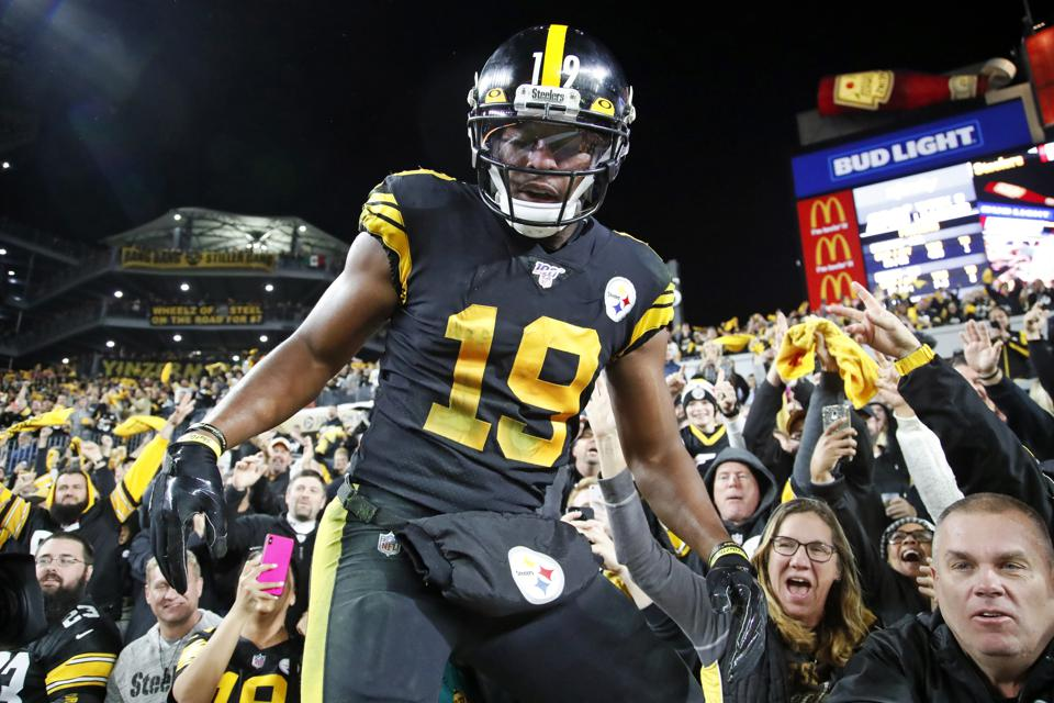 Pittsburgh Steelers' Offense May Be