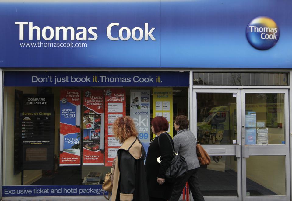 Britain Thomas Cook