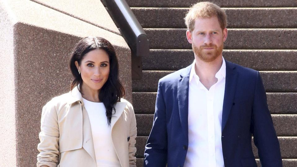Harry and Meghan step back as senior members of Royal Family