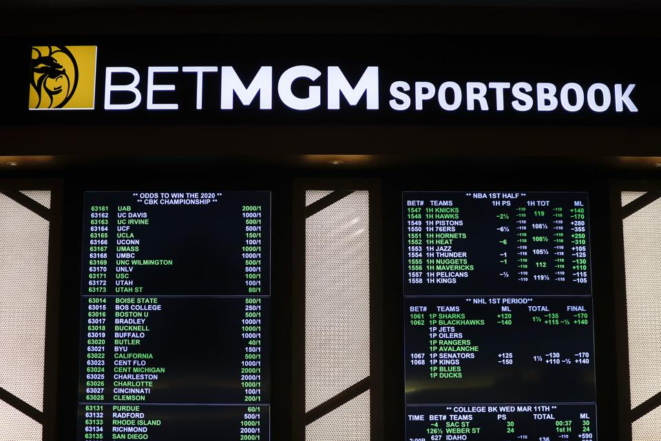 Gambling Casino Sports Betting