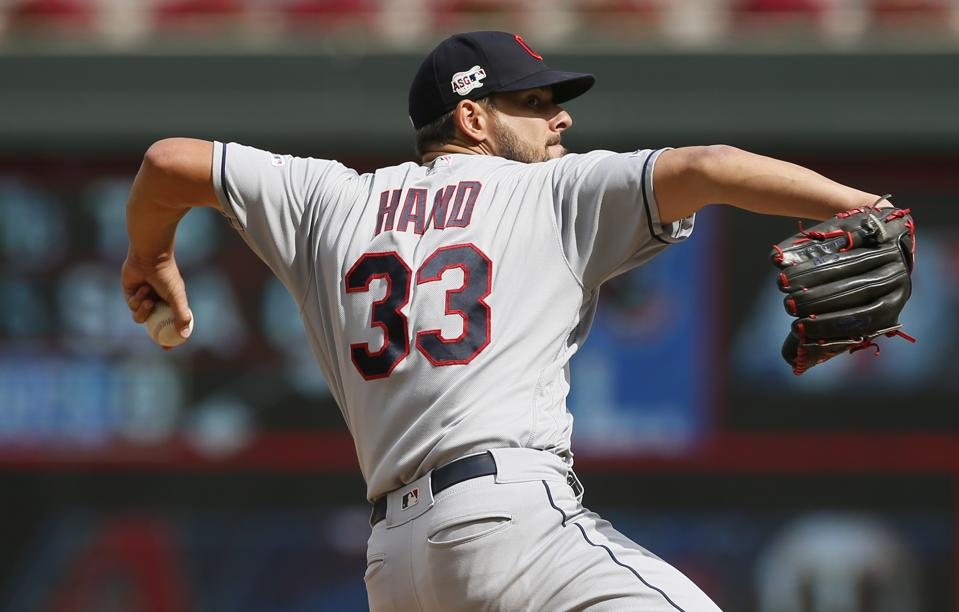 Can The Indians Win Their Division With Brad Hand In A Slump?