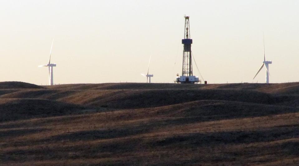 Wyoming Oil