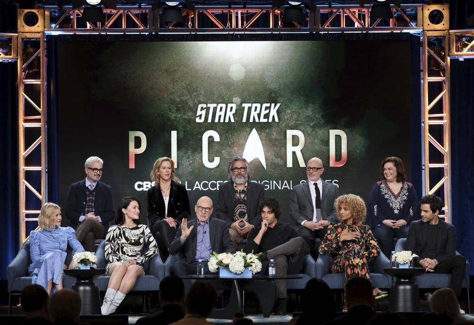 ViacomCBS: Get Ready For A Lot More 'Star Trek'
