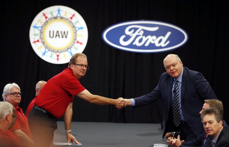 Auto Talks Ford