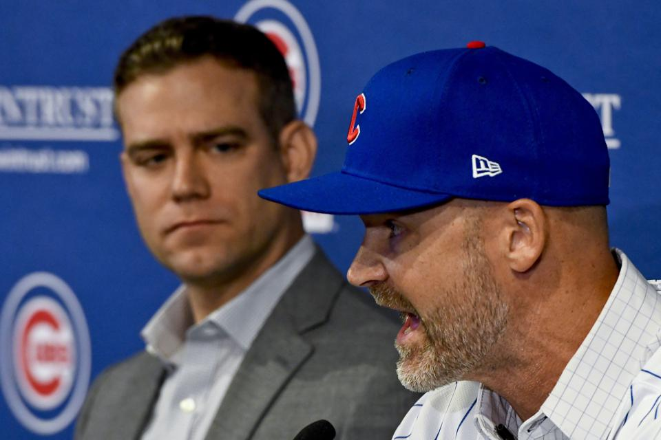 Have We Come To The Beginning Of The End For Cubs' Theo Epstein Era?