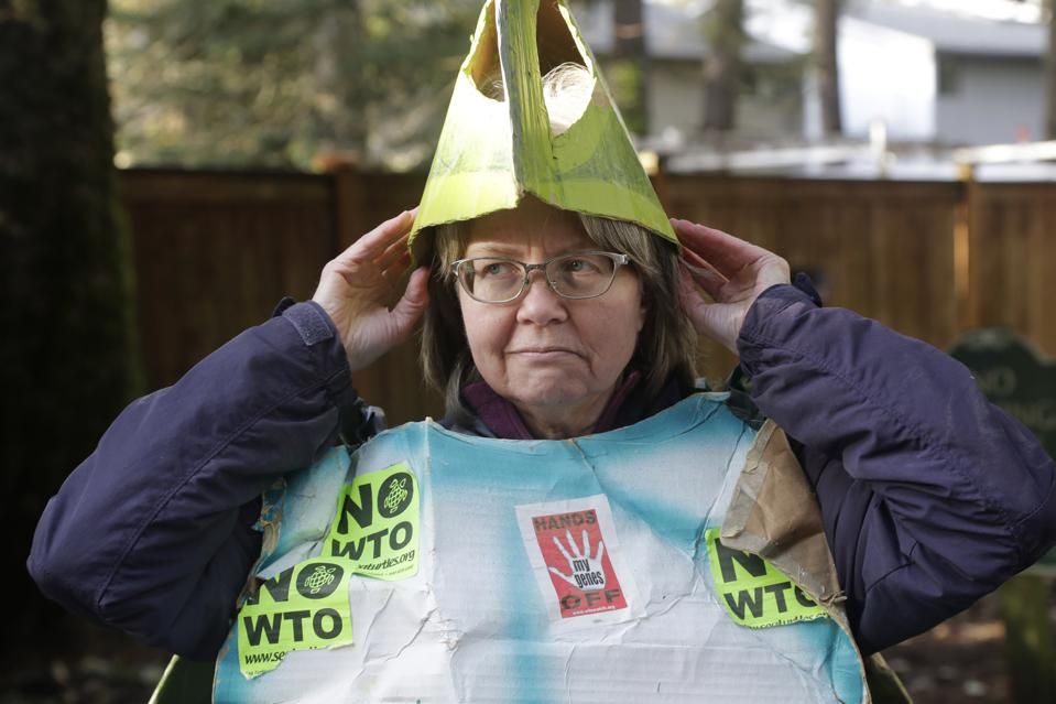 Seattle WTO Anniversary